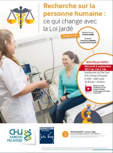 CHU-Amiens-Picardie_Affiche-recherche-sur-la-personne-humaine-ce-qui-change-avec-la-loi-jarde-6-sept-2017